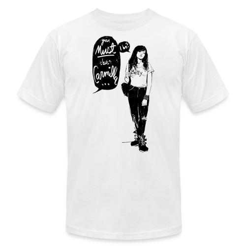 Valentine M. Smith x Carmilla - Unisex Jersey T-Shirt by Bella + Canvas
