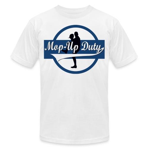 moptshirtlgog - Unisex Jersey T-Shirt by Bella + Canvas