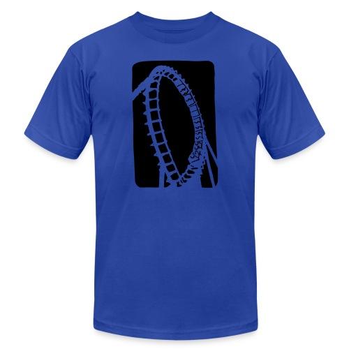 Roller Coaster - Unisex Jersey T-Shirt by Bella + Canvas