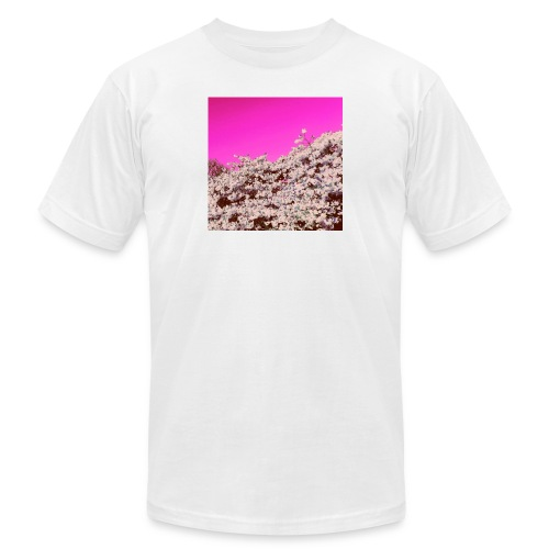 Late Enough EP Cover - Men's  Jersey T-Shirt