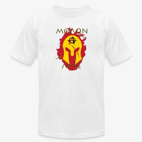 Molon Labe - Anarchist's Edition - Unisex Jersey T-Shirt by Bella + Canvas