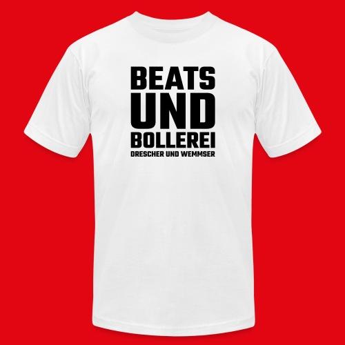 Beats und Bollerei - Unisex Jersey T-Shirt by Bella + Canvas