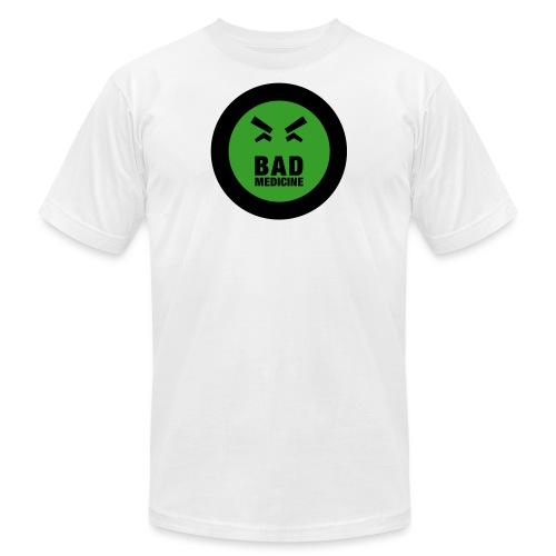 Official Bad Medicine Logo - Unisex Jersey T-Shirt by Bella + Canvas
