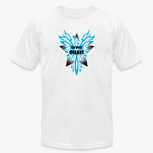 PHOENIX STAR UN PEU OUAIS - Unisex Jersey T-Shirt by Bella + Canvas