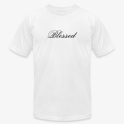 Blessed tshirt - Men's  Jersey T-Shirt