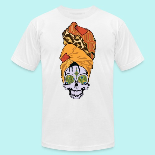 ERYKAH BADU SKULLY - Unisex Jersey T-Shirt by Bella + Canvas