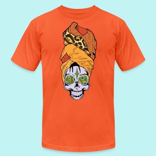 ERYKAH BADU SKULLY - Unisex Jersey T-Shirt by Bella + Canvas