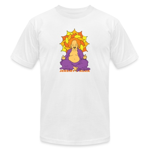 Laughing At You Buddha - Unisex Jersey T-Shirt by Bella + Canvas