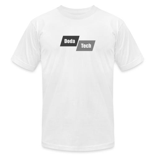 DodaTech Logo - Unisex Jersey T-Shirt by Bella + Canvas