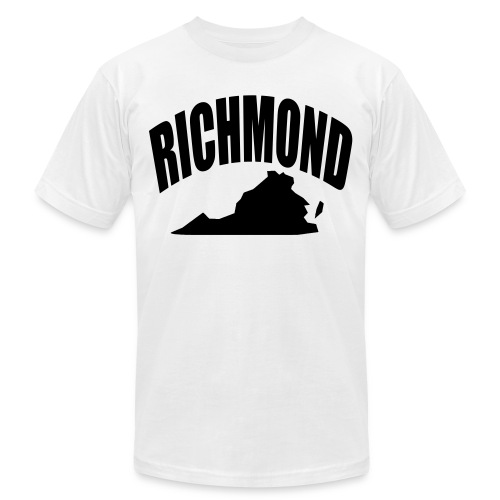 RICHMOND - Unisex Jersey T-Shirt by Bella + Canvas