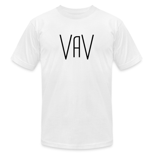 VaV.png - Unisex Jersey T-Shirt by Bella + Canvas