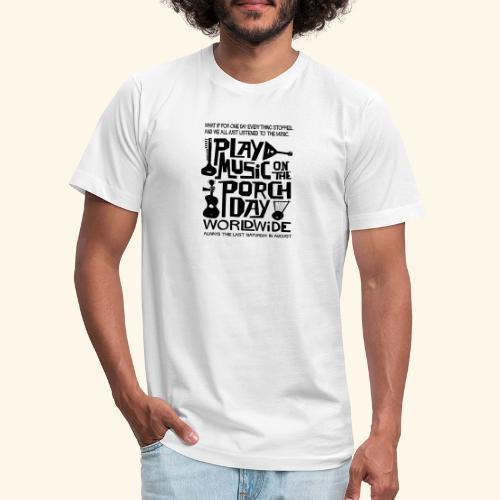 PMOTPD2021 SHIRT - Unisex Jersey T-Shirt by Bella + Canvas