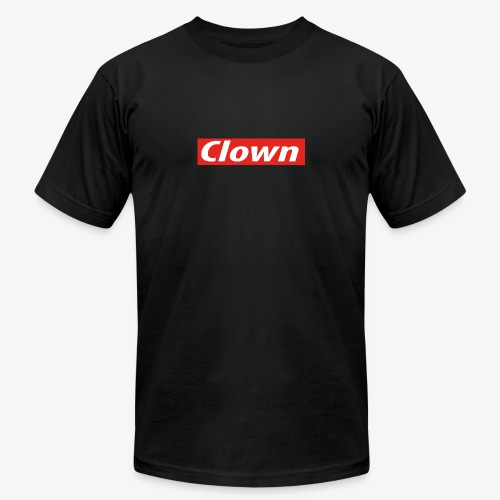Clown box logo - Men's Jersey T-Shirt