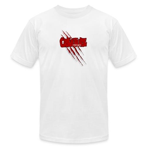 Creature Features Slash T - Unisex Jersey T-Shirt by Bella + Canvas