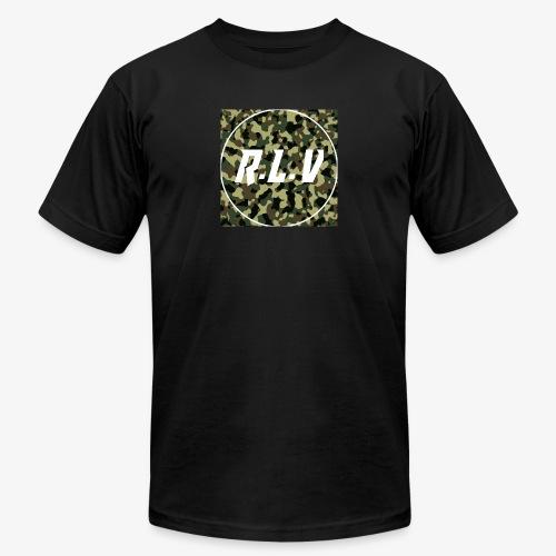 River LaCivita Camo. - Men's  Jersey T-Shirt