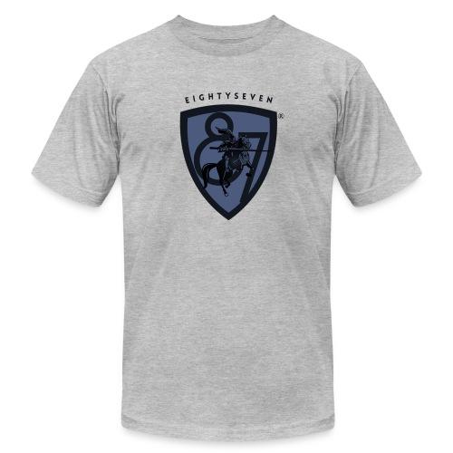 2021 eighty87seven b05 - Unisex Jersey T-Shirt by Bella + Canvas