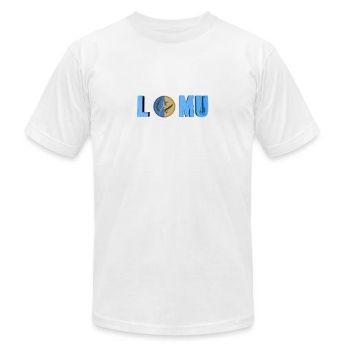 Blue T or CT - Men's  Jersey T-Shirt