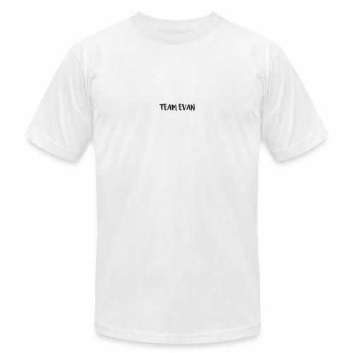 TEAM EVAN - Men's  Jersey T-Shirt