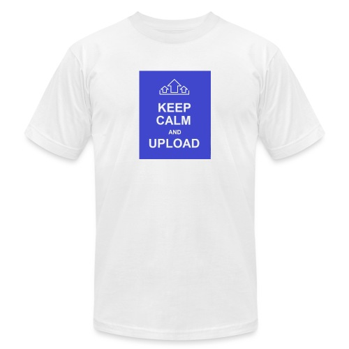 RockoWear Keep Calm - Unisex Jersey T-Shirt by Bella + Canvas