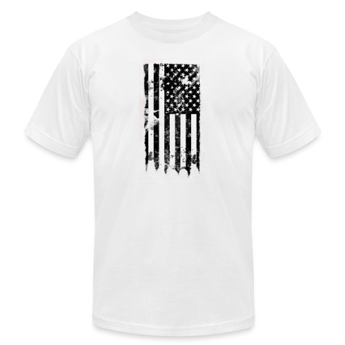 we the people no txt.png - Unisex Jersey T-Shirt by Bella + Canvas