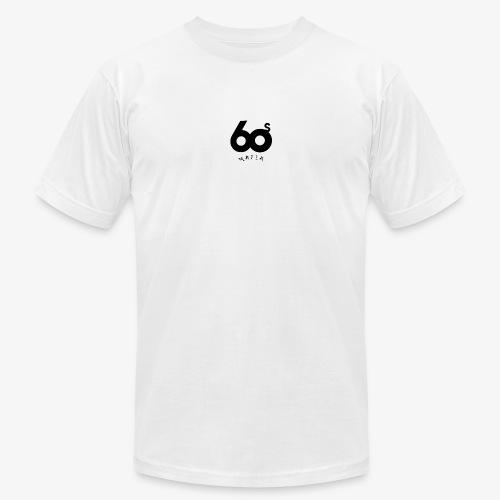 Black w/ Japanese Text - Men's  Jersey T-Shirt