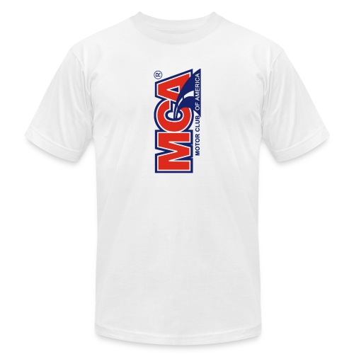 MCA Logo Iphone png - Unisex Jersey T-Shirt by Bella + Canvas