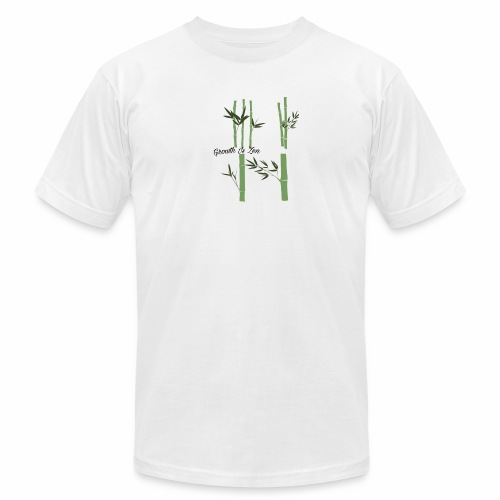 Growth Is Zen - Men's  Jersey T-Shirt