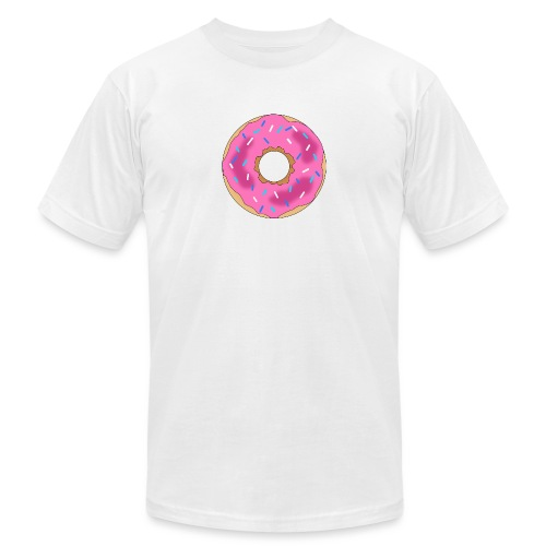 Donut - Unisex Jersey T-Shirt by Bella + Canvas