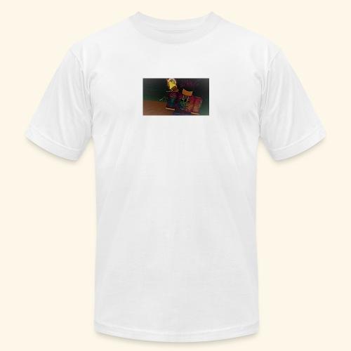 (roblox logo) - Unisex Jersey T-Shirt by Bella + Canvas