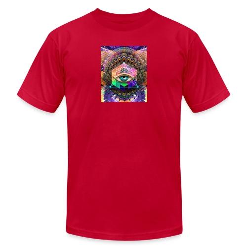 ruth bear - Unisex Jersey T-Shirt by Bella + Canvas