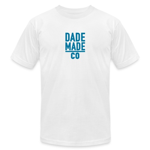 dademadelogoaqua - Men's  Jersey T-Shirt