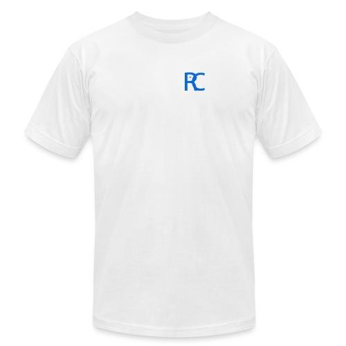 Blu REACH - Unisex Jersey T-Shirt by Bella + Canvas