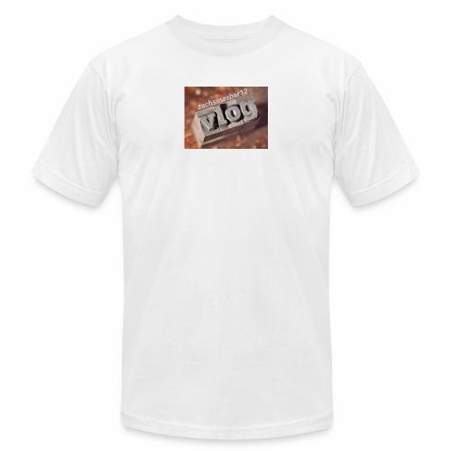 Vlog - Unisex Jersey T-Shirt by Bella + Canvas
