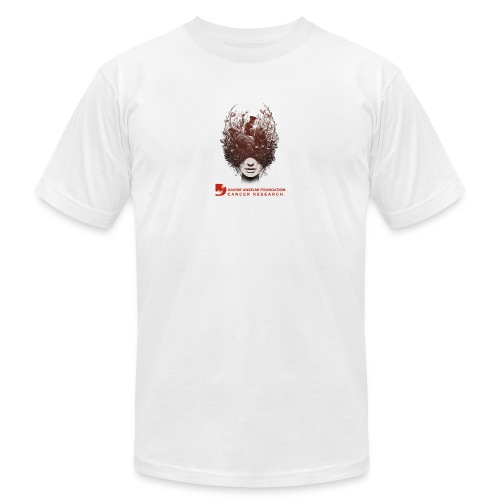 CANCER RESEARCH - Men's  Jersey T-Shirt