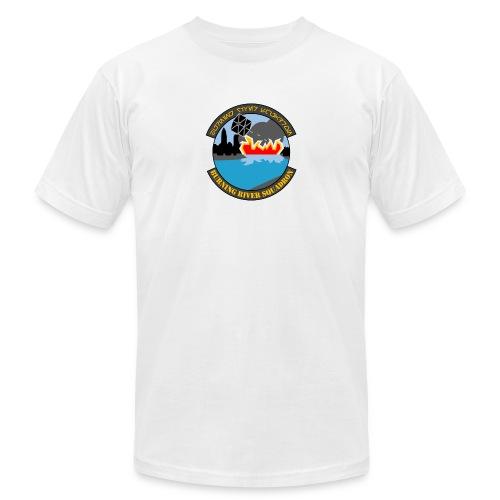 Burning River Squadron - Men's  Jersey T-Shirt