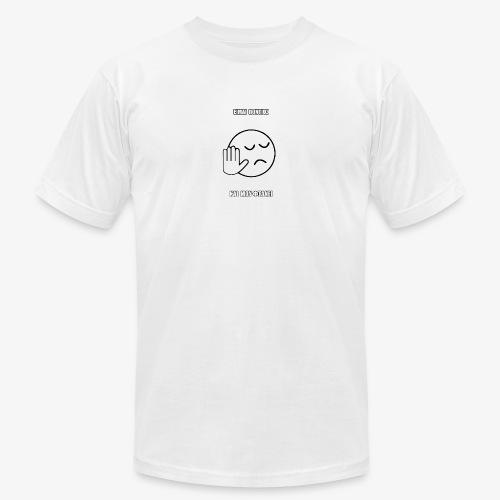 Jo Baka - Είμαι Πόντιος Και Μου Φτάνει - Unisex Jersey T-Shirt by Bella + Canvas