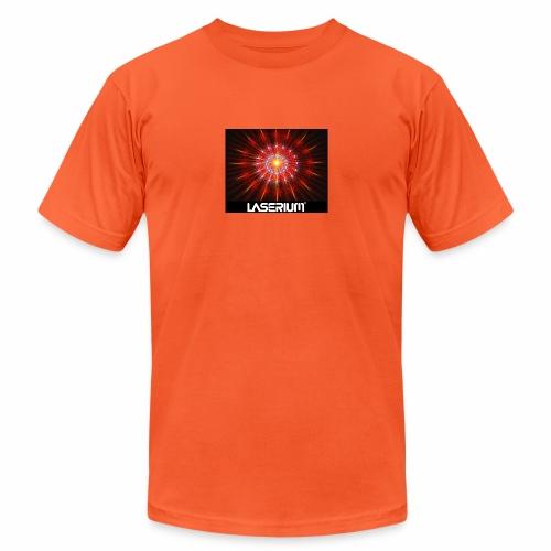 LASERIUM Laser starburst - Unisex Jersey T-Shirt by Bella + Canvas