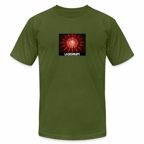 LASERIUM Laser starburst - Unisex Jersey T-Shirt by Bella + Canvas