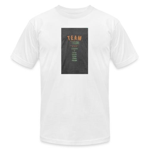 Team 10JR official - Unisex Jersey T-Shirt by Bella + Canvas