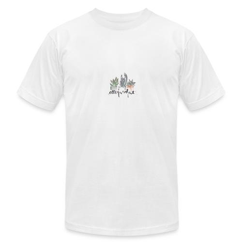 succulents - Men's  Jersey T-Shirt
