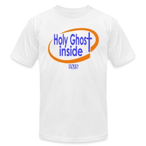 ***12% Rebate - See details!*** Holy Ghost Inside - Unisex Jersey T-Shirt by Bella + Canvas