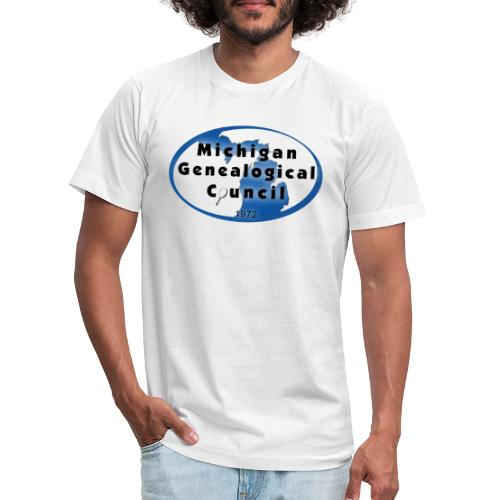 MGC Logo - Unisex Jersey T-Shirt by Bella + Canvas