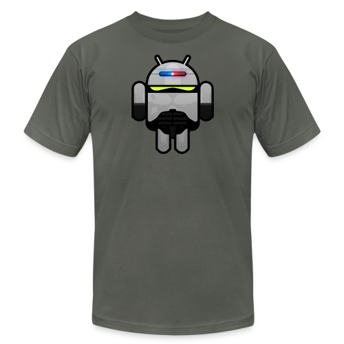 OMGrant Design 3new - Unisex Jersey T-Shirt by Bella + Canvas