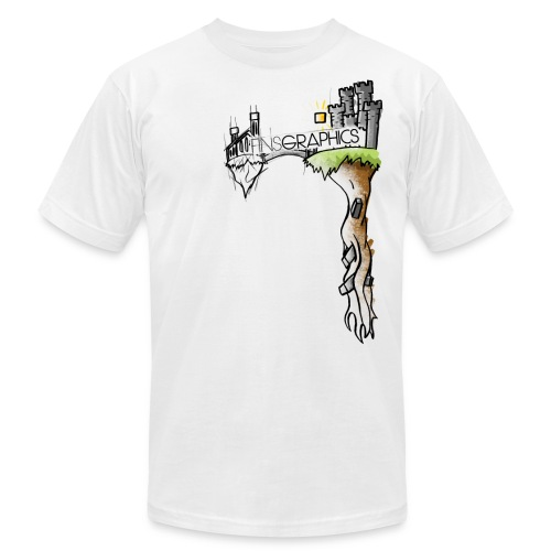 Skylers png - Unisex Jersey T-Shirt by Bella + Canvas