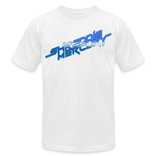 Shreddie Mercury Logo 1 - Men's Jersey T-Shirt