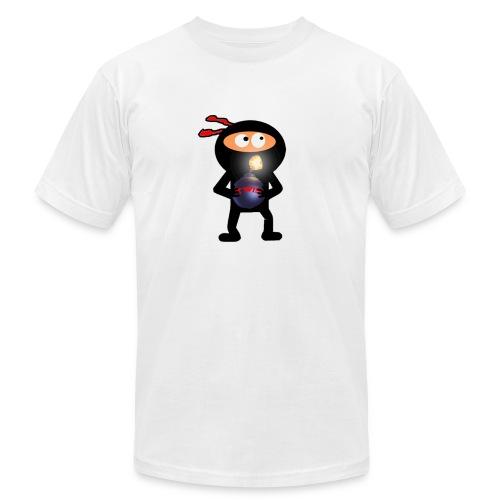 ninja t shirt png - Unisex Jersey T-Shirt by Bella + Canvas