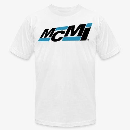 mcmiepmdlogo2 - Unisex Jersey T-Shirt by Bella + Canvas
