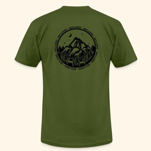 Bellingen Mountain Ranges - Unisex Jersey T-Shirt by Bella + Canvas