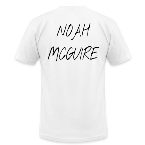 Noah McGuire Merch - Unisex Jersey T-Shirt by Bella + Canvas