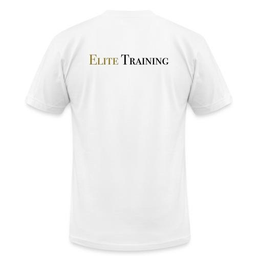 Elite Training 3 - Unisex Jersey T-Shirt by Bella + Canvas